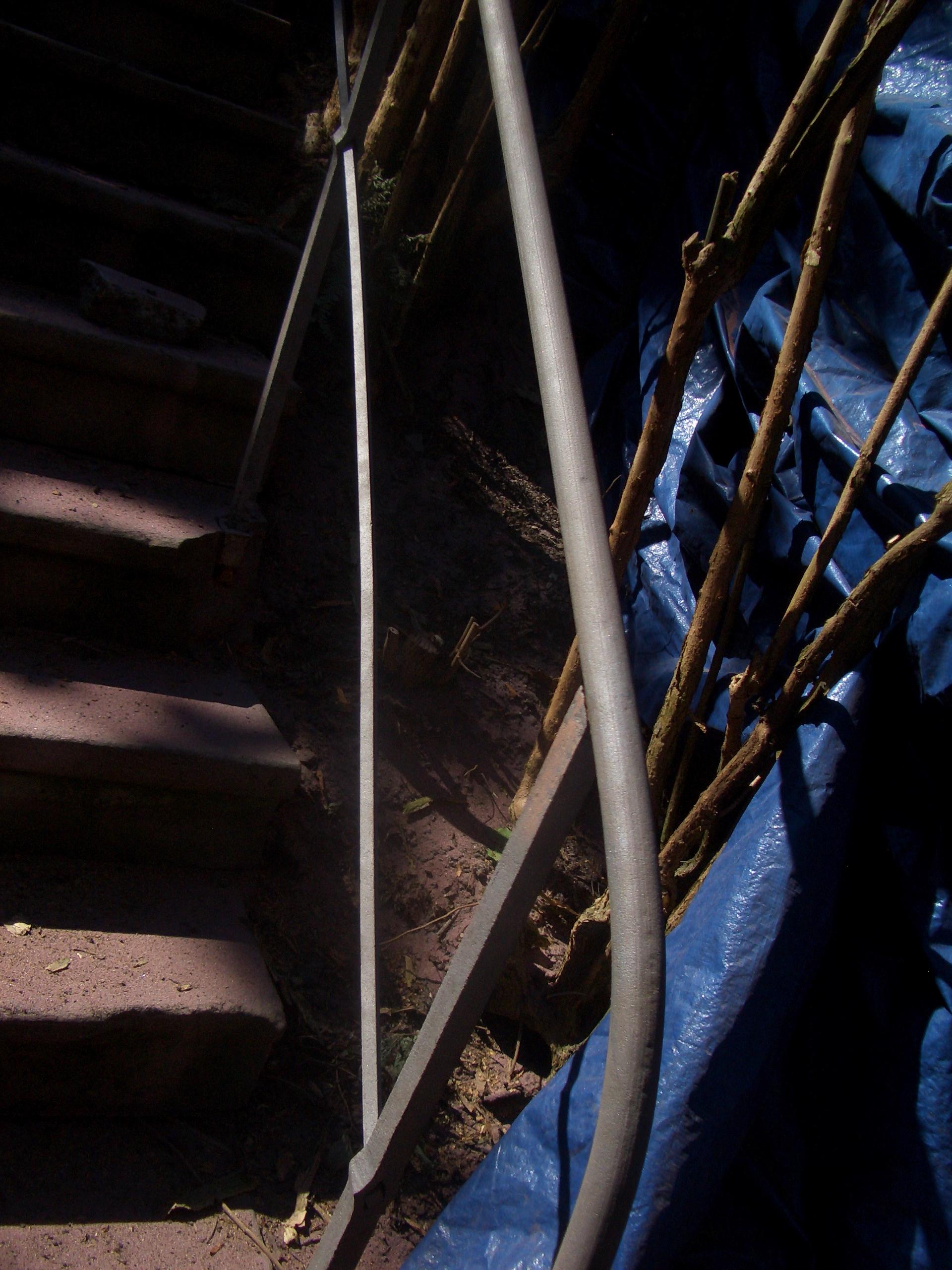 Treppengeländer Reinigung – (2)