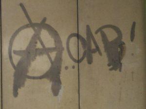 Graffiti entfernen - warum keine Chemie