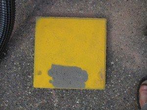 Günstige Entfernung von Graffiti
