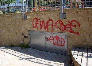 Graffiti-Entfernung und Graffiti-Schutz für Stuttgart, Frankfurt und Speyer