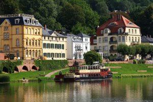 Einzugsgebiet Heidelberg, Mannheim, Ludwigshafen