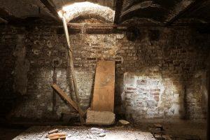 Alten Gewölbekeller sanieren neu verfugen ausbauen