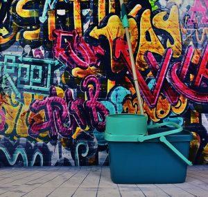 Graffitientfernung: Wie am besten?