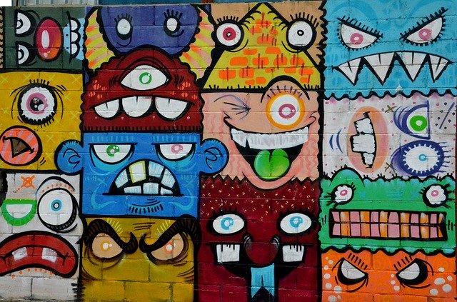 Graffitientfernung auf Naturstein