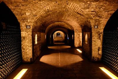 Kellergewölbe: Hochwertige Sanierung